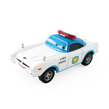 Disney Pixar Cars Security Guard Finn McMissile Diecast Toy Boys Gift Loose