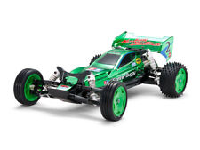 Tamiya 47371 1/10 RC DT-03 Chassis Neo Fighter Buggy Green Metallic Ver. w/ESC
