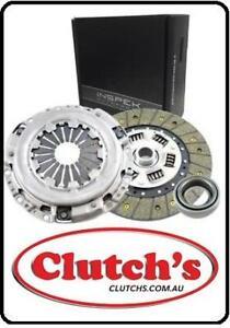 Clutch Kit fits Kia Ceres 2.4D SC 12/1996-2/2000 2.4L 2.4LTR