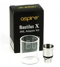 Aspire Nautilus X 4ml Original Adapter Kit Ersatzglas Ersatzglas aus Pyrexglas
