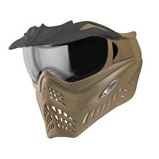 VForce Grill SF Paintball Goggle Mask Clear Lens Scorpion Tan Special Forces NEW