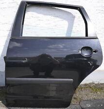 VW Polo 9N 9N3 Tür hinten links 4/5-Türer schwarz LC9Z