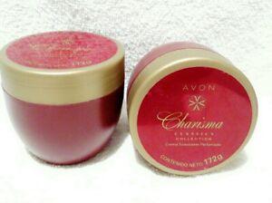 Lot of 2 Avon CHARISMA Perfumed Softening Cream 172g each