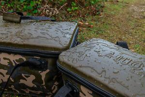 Fox Aquos Camolite Waterproof EVA bag - All Sizes - Carp Fishing Luggage *New*