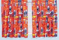 Fireman Sam 'Alarm' 66 X 72 Inch Drop Curtain Pair Brand New Gift