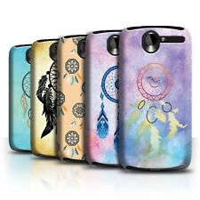 STUFF4 Back Case/Cover/Skin for HTC Desire G7/Colourful Dreamcatcher Art
