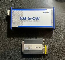 More details for ixxat usb-to-can intelligent can interface v2 plus candy 5v dc power supply