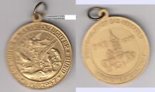 Bad Hersfeld kanarienzucht Bird Bird Church Architecture Gold Bronze Medal 1979