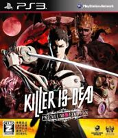 UsedGame PS3 Killer Is Dead Premium Edition from Japan