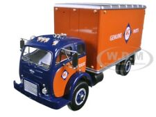 1953 WHITE 3000 COE DELIVERY VAN ALLIS-CHALMERS 1/34 MODEL BY FIRST GEAR 10-4085