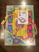 Mall Madness 2004 Replacement Playfield Board Game Parts Pieces w/ Instructions