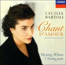 NEW Chant d'amour: Mélodies française (Audio CD)