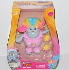 Trolls Bridget Rainbow Hair Roller Skates Doll Toy Dreamworks Hasbro New Figure