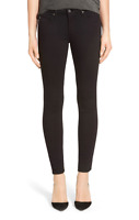 Adriano Goldschmied Women's The Legging Ankle Super Skinny Jeans Black Size 26R