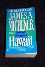 Hawaii by James Michener paperback novel