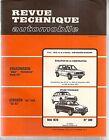 REVUE TECHNIQUE AUTOMOBILE 389 RTA 1979 CITROEN GS 1130 X3 VW GOLF SIROCCO 1977+