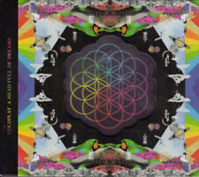 COLDPLAY A Head Full Of Dreams CD BRAND NEW Slipcase
