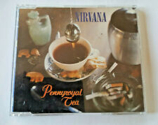 NIRVANA Pennyroyal Tea CD RARE German Import Withdrawn MINT GED 21907