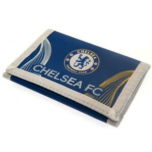 Chelsea FC Nylon Wallet Design 1