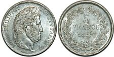 5 FRANCS 1842 W LILLE F.324 LOUIS PHILIPPE  SUP!!!