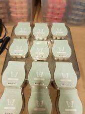 HUGE SCENTSY BAR LOT OF 12 SEASHORE  BARS -FREE SHIPPING PRIORITY