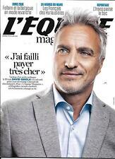 L'EQUIPE MAGAZINE N°1786 08/10/2016 F1: ROSBERG&HAMILTON/ ABDUL-JABBAR/ PRIX ARC