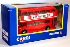 Corgi Red London Bus Die-cast Model Boxed Mint Condition Toy in Box