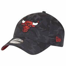 New Era 9Forty Adjustable Cap - Chicago Bulls dark camo