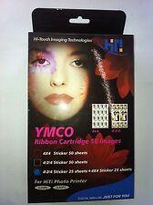 HiTi 50-Image Combo Sticker Kit for 630PL 630PS 640PS  87.DS632.160  B0001UR44E