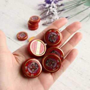 1/5/10× Chinese Essential Oil Tiger Balm Massager Relax Balm Refresh Pain Relief