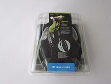 Sennheiser HD 202 II Professional Stereo DJ Headphones Black New New