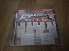 Kerrang - Remastered (Metallica's Master of Puppets Revisited) (Usado)