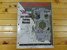 SUDCO MIKUNI TUNING MANUAL NEWEST 5TH EDITION CARB BOOK