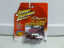 Johnny Lightning Classic Gold Collection 1955 Chevy Bel Air Maroon