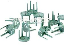 50 FROGS - OASIS FLORAL FOAM PIN HOLDERS FOR SECURING CYLINDER & BRICK OASIS