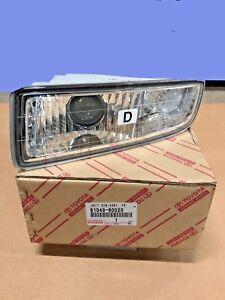GENUINE LEXUS 8104960020 LX470 FOG &TURN LAMP UNIT LEFT (DRIVERSIDE) 81049-60020