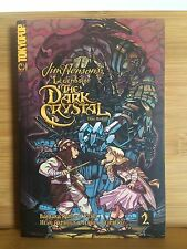 Legends of the Dark Crystal vol 2: Trial By Fire manga by TokyoPop / NEW Final