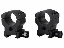 "NEW Burris 1"" Xtreme Tactical  Rings Matte High 420182"
