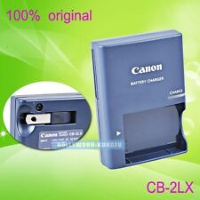 Original Genuine Canon CB-2LX CB-2LXE Charger for NB-5L Battery for SD870 SD950