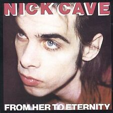 NICK CAVE From Her Here to Eternity   CD & DVD  GOOD CONDITION wear to case