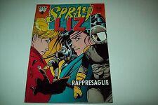 SPRAYLIZ-N. 4-RAPPRESAGLIE-STAR COMICS-FEBBRAIO 1995-OTTIMO!LUCA ENOCH!TESTO&DIS