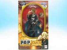 Excellent Model P.O.P One Piece Sailing Again Sanji PVC Figure MegaHouse