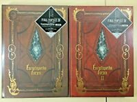 Encyclopedia Eorzea The World of FINAL FANTASY XIV Book & Volume II English Ver.