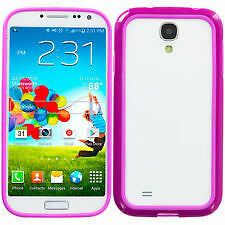 Glossy Silicone/Gel/Rubber Cases & Covers for Samsung Galaxy S4