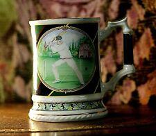 More details for vintage sadler cricket porcelain mug/ cup/tankard made in england collectible