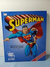 Superman: The Ultimate Guide to the Man of Steel  (NoDust)