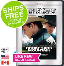 Brokeback Mountain (DVD, Widescreen) ✴LIKE NEW✴ Heath Ledger, Jake Gyllenhaal