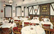 Le Moal 3rd Ave New York City Restaurant Breton Room 56th St French Provincial