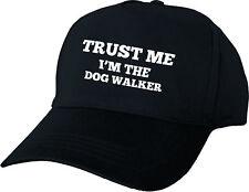 TRUST me estoy El Perro Walker Personalizado Gorra de béisbol Regalo De Cumpleaños