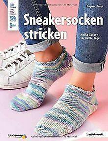 Sneakersocken stricken (kreativ.kompakt): Heiße Soc...   Buch   Zustand sehr gut